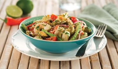 Pasta & Seafood Salad