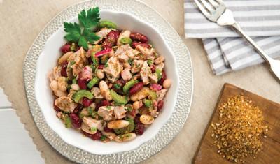 Tuna & Red Onion Salad