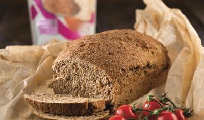 Scrumptious Nutty Bread