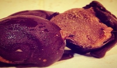 Linwoods Chocolate Caramels by Peanut Butter Girl