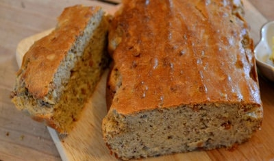Linwoods Flaxseed Loaf by Peanut Butter Girl
