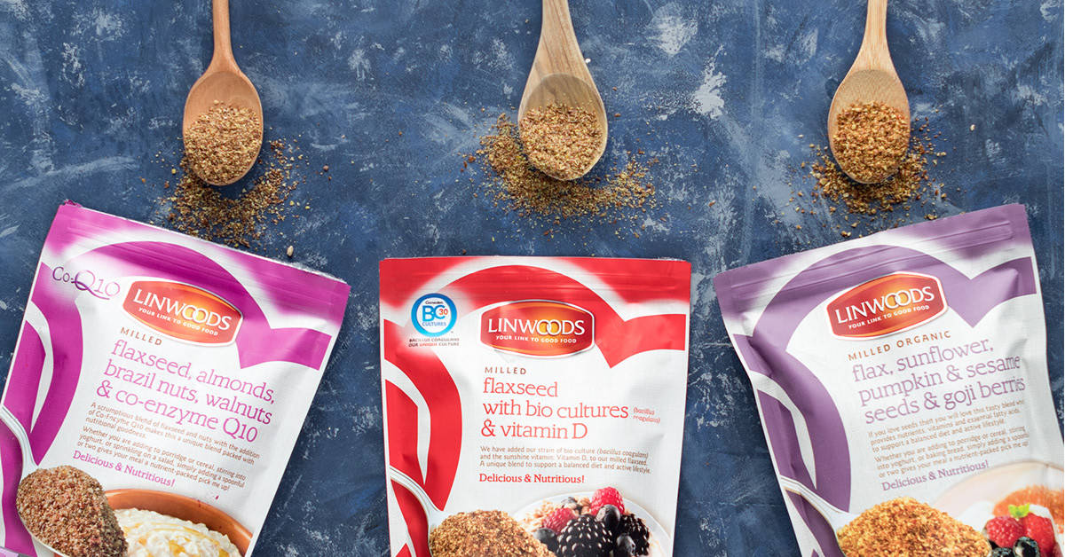 How flaxseed can help with IBS