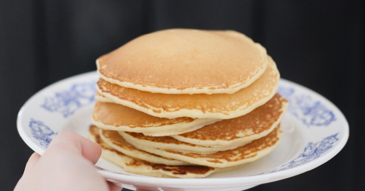Our top 5 pancake recipes for Pancake Tuesday