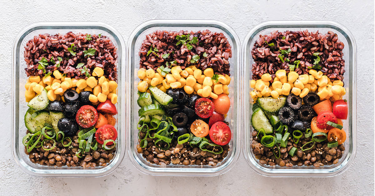 6 Tips to kick-start your meal planning routine