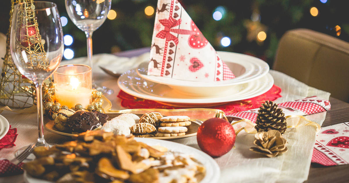 Top Tips For A Healthy, Balanced Christmas