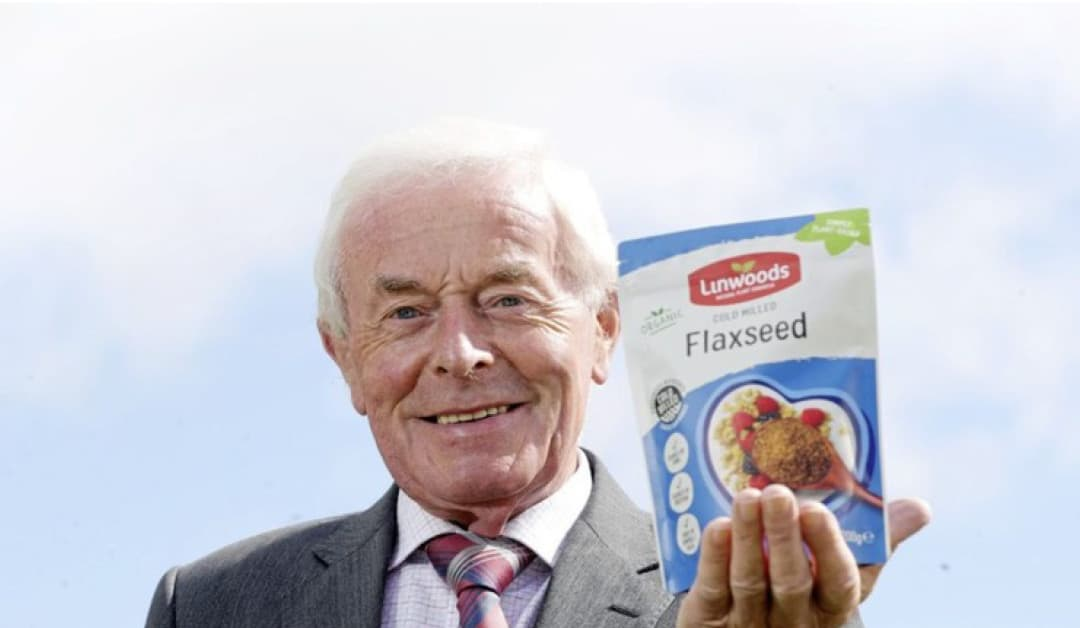 Q&A with John Woods, founder of Linwoods Health Foods