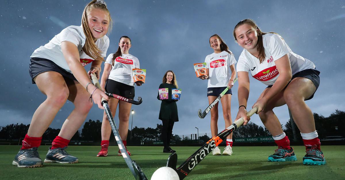 Linwoods signs three-year sponsorship of Ulster Hockey U18