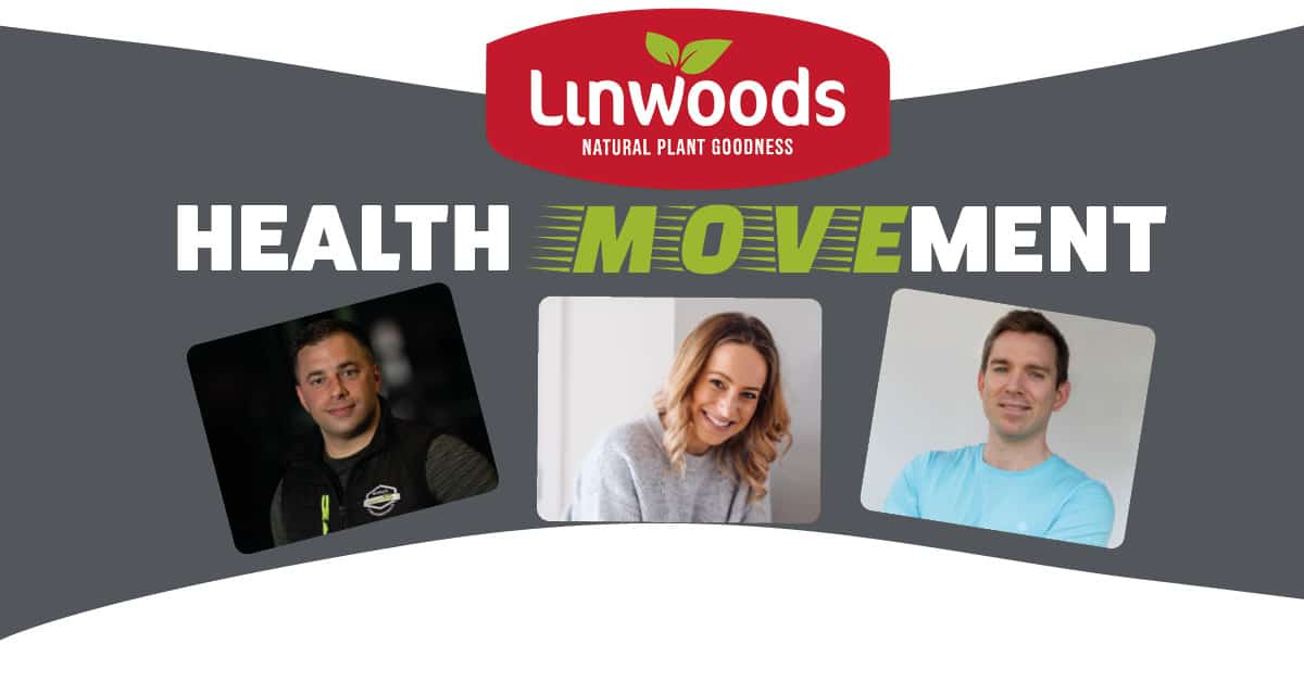 Linwoods Launch the 'Linwoods Health Movement'