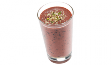 Banana-Berry Protein Smoothie