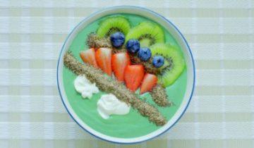 Green Goodness Smoothie Bowl