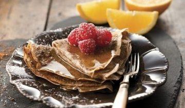 Pre-workout Pancakes