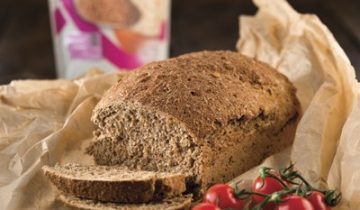 Scrumptious Nutty Bread