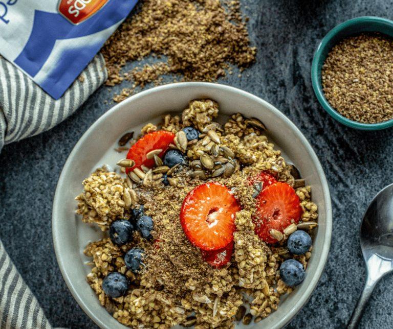 milled-flaxseed-breakfast