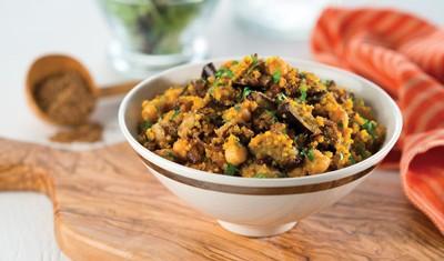 Vegetarian-Quinoa