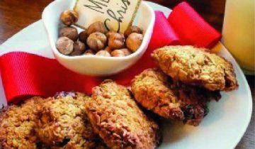 Apple & Cinnamon Cookies