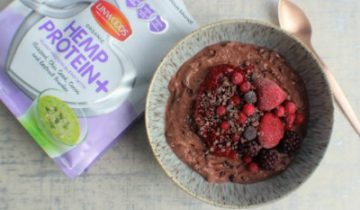 Black Forest Protein Smoothie Bowl
