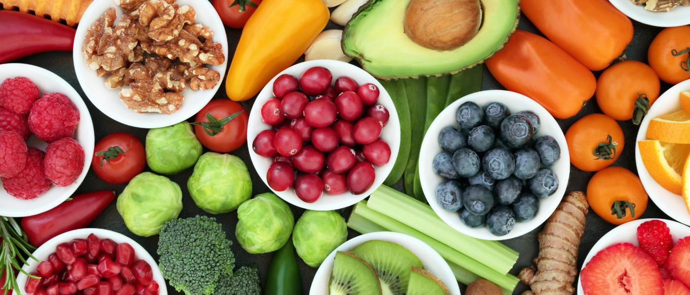 Focus on wholefoods