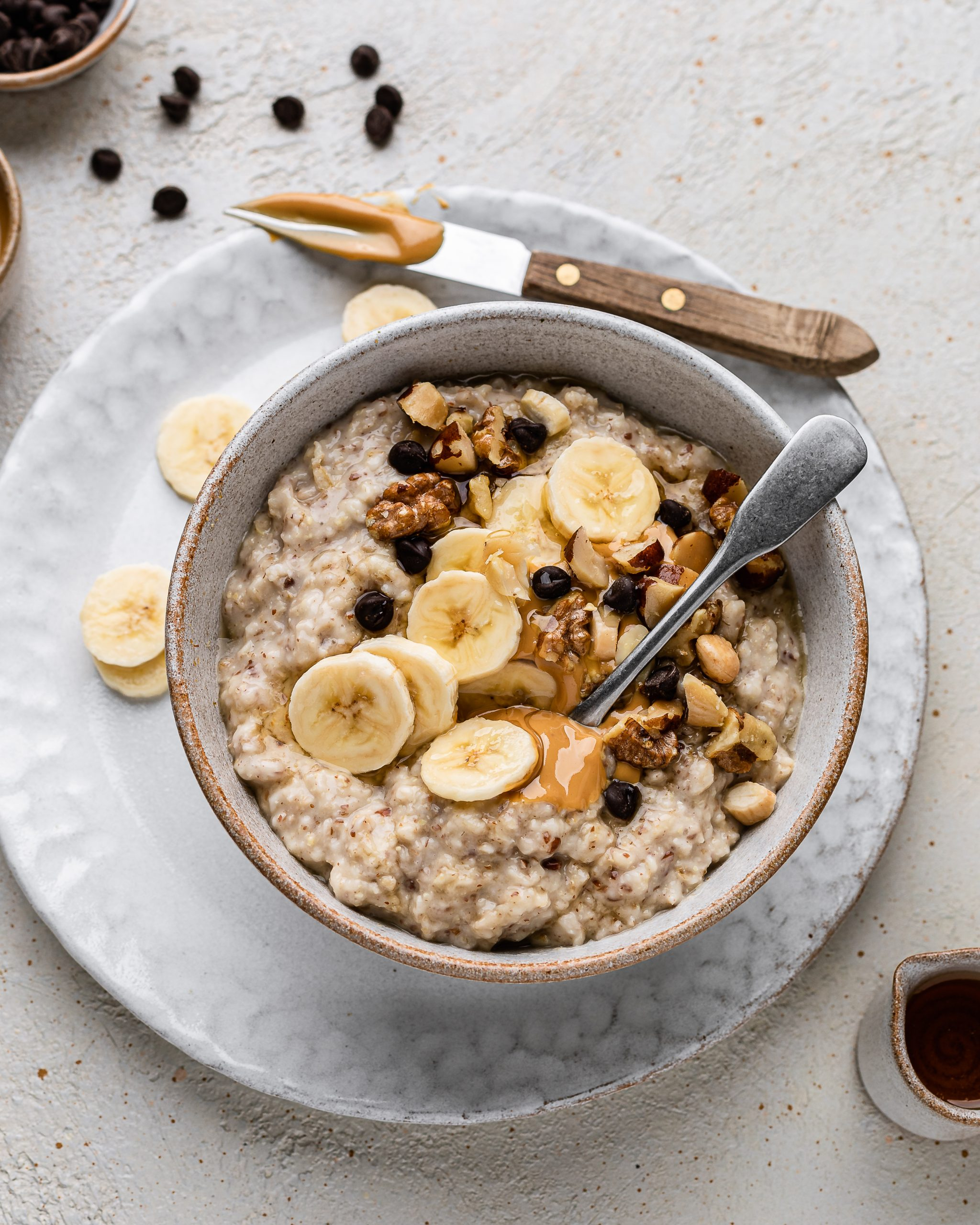 Banana Nut Porridge