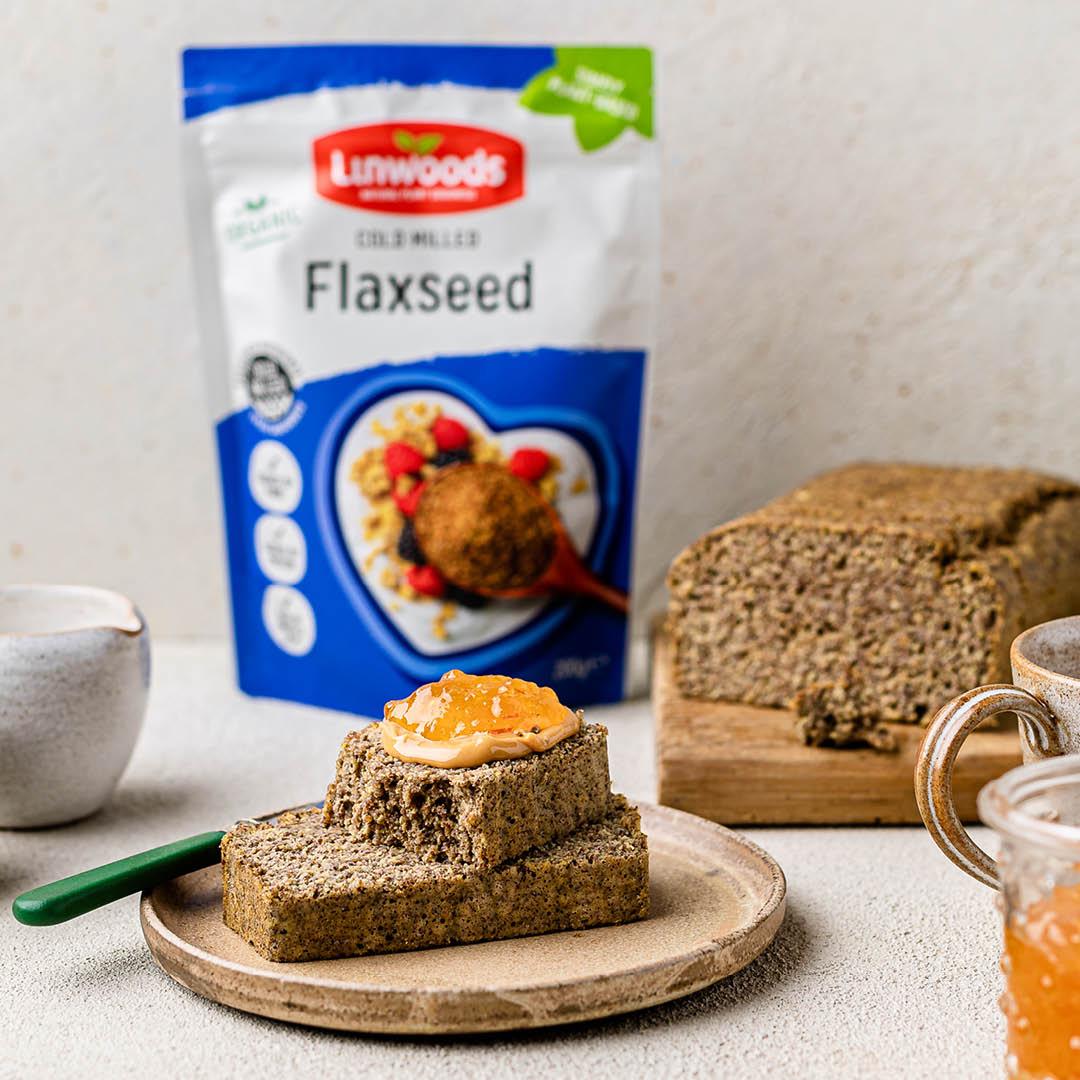 Flaxseed Bread